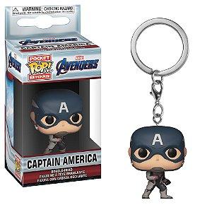 Chaveiro Funko POP Keychain - Capitão América