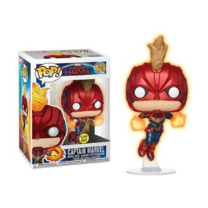 POP! Funko Marvel Exclusive - Captain Marvel # 433