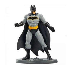 Mini Boneco Batman c/ 5cm  - Dc Comics