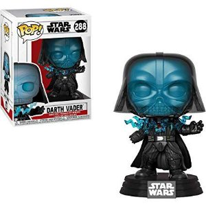 POP! Funko Star Wars - Electrocuted Vader # 288
