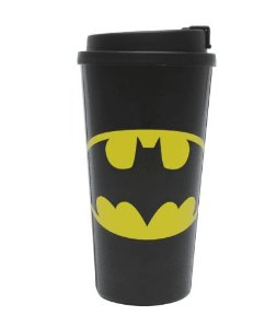 Copo Plástico 500ml Grab and Go - DC Comics Batman