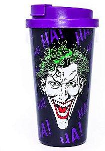 Copo Plástico 500ml Grab and Go - DC Comics Joker