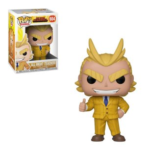 POP! Funko My Hero Academia: All Mighty Teacher # 604