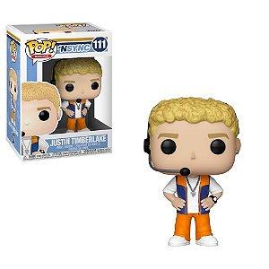 POP! Funko Rocks: Justin Timberlake # 111