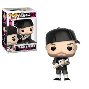 POP! Funko Rocks Blink-182: Travis Barker # 84