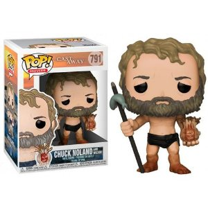 POP! Funko Movies Cast Away: Chuck Noland w/ Wilson # 791