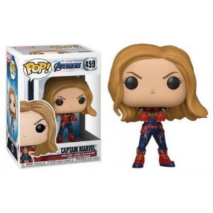 Pop! Funko Marvel End Game | Ultimato - Capitã Marvel # 459