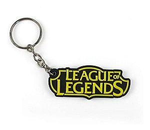 Chaveiro Cute League of Legends