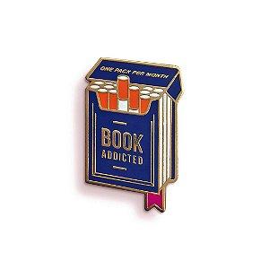 Pin / Broche Icebrg - Book / Vicio
