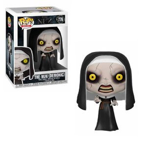 POP! Funko Terror:  A Freira / The Nun # 776