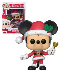 POP! Funko Disney: Holiday Mickey Mouse # 612