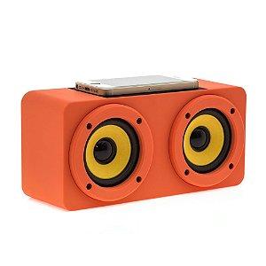 Speaker / Dock /Caixa de Som Indução Sem Fio