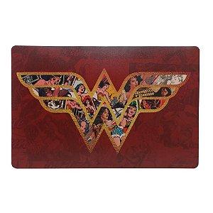 Lugar Americano de Plástico Wonder Woman Unidade