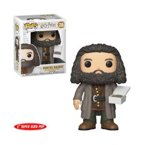 "Super Size POP! Harry Potter: Rubeus Hagrid 6"" Polegadas #  78"