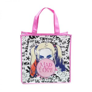 Sacola Ecobag Harley Quinn Mad Love