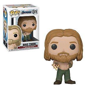 POP! Funko Infinity War Bro Thor # 578