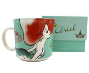 Caneca Tom 350ml Aqua Ariel