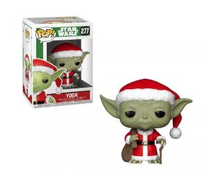 POP! Funko Star Wars Holiday Yoda # 277