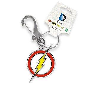 Chaveiro de Metal Flash - DC Comics
