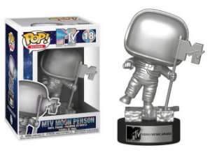POP! Funko Icons: Moon Person MTV # 18