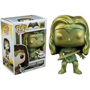 POP! Funko BvS Special Edition: Wonder Woman # 86