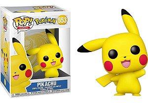 POP! Funko Pokémon: Pikachu # 553