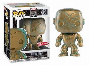 POP! Funko Marvel 80 Anos: Iron Man # 498