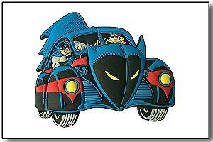 Imã PVC Dc Comics - BatMóvel