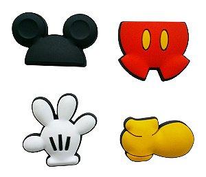 Imãs PVC Disney - Mickey