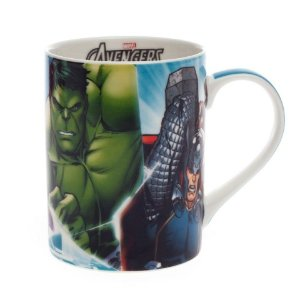 Caneca Porcelana The Avengers - Marvel