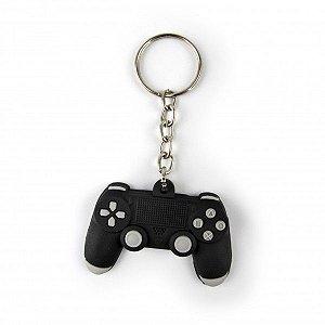 Chaveiro Emborrachado Controle PS4
