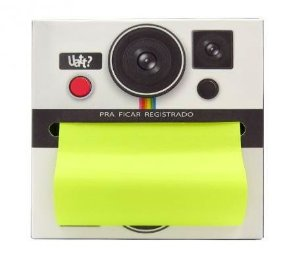 Sticker Post it Polaroide
