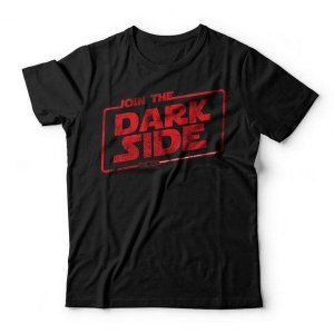 Camiseta Dark Side Star Wars - Studio Geek