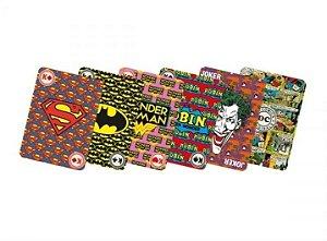 Baralho DC Comics Logos Heróis e Vilões