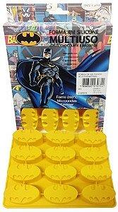 Forma para Gelo e Chocolate Batman Logo - DC Comics