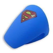 Luva de Silicone Bico - Superman- DC Comics