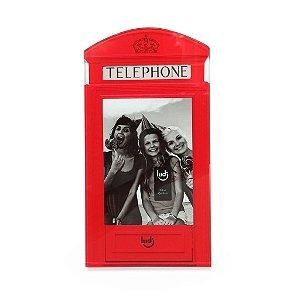 Porta Retrato Cabine Telefônica Londres