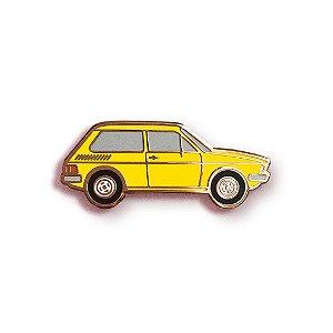 Pin / Broche  Icebrg - Brasilia Amarela