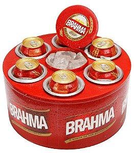 Cooler 3G Brahma 6 Latas. Licenciado