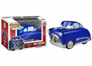 POP! Funko Disney Carros: Doc Hudson # 130