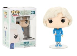 POP! Funko The Golden Girls: Rose # 328