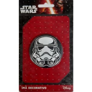 Imã Decorativo Bottom Star Wars - Stormtrooper