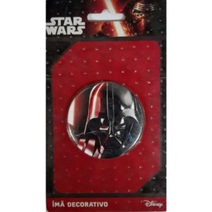 Imã Decorativo Bottom Star Wars - Darth Vader