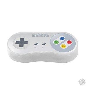 Super Almofada Formato Controle Super Nintendo