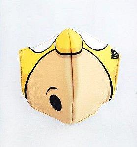 Máscara de Proteção em Tecido Reutilizável - Homer P