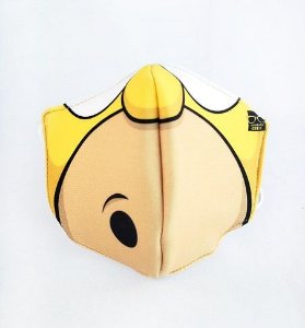 Máscara de Proteção em Tecido Reutilizável - Homer M