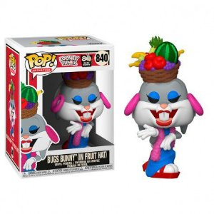 Funko Pop! Looney Tunes Bugs Bunny Fruit hat Pernalonga #840
