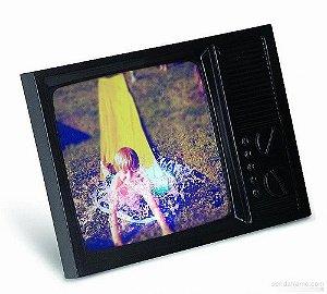 Porta Retrato Instapic Televisão - Umbra