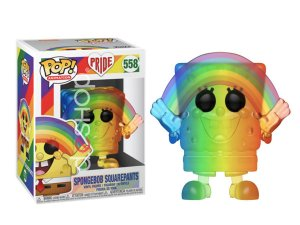 Funko POP!  Spongebob Squarepants / Bob Esponja Pride # 558