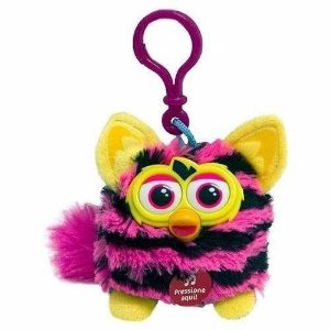 Chaveiro Pelúcia Furby Boom - Hasbro